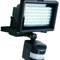 Elro ES60 LED Strahler mit Bewegungsmelder Test
