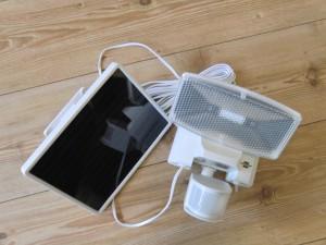 Brennenstuhl Solar LED Strahler SOL 80 Plus